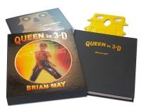 Queen In 3-D (First Edition)