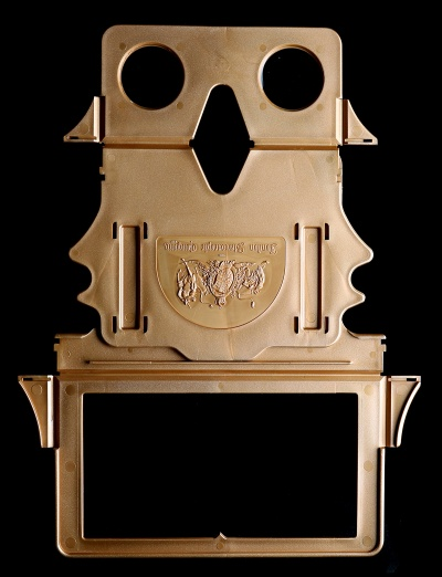 The OWL Stereoscopic Viewer - Gold
