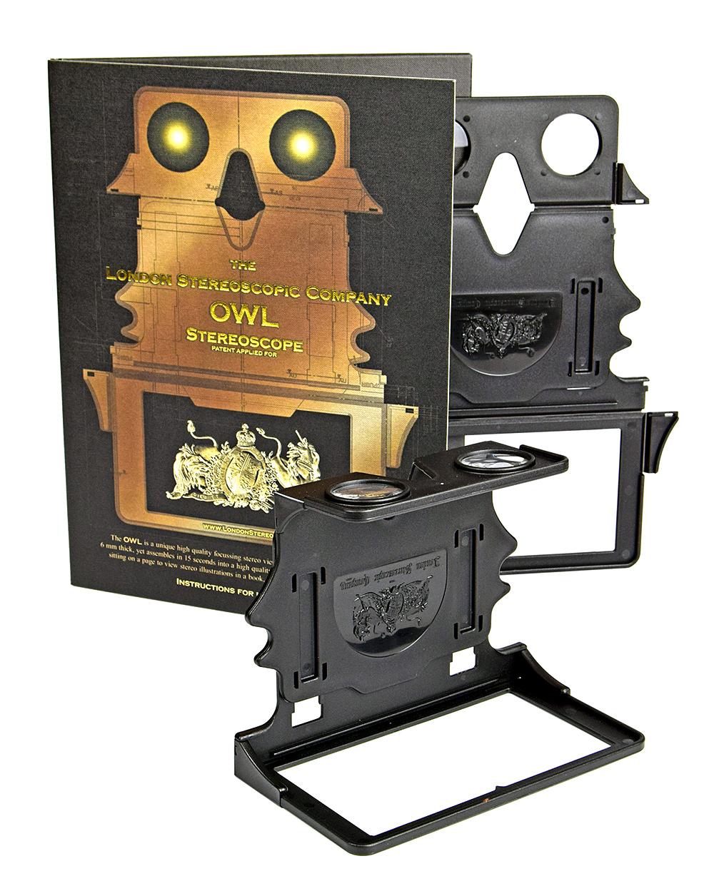 The OWL Stereoscopic Viewer