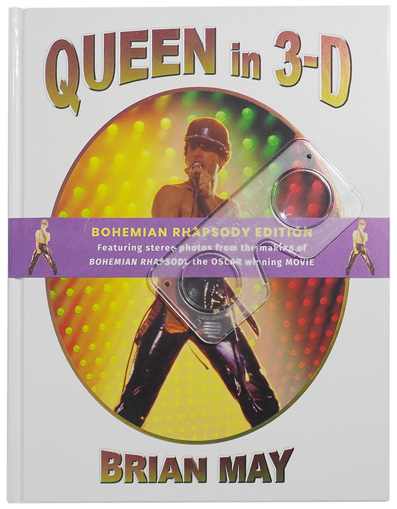 Queen In 3-D (Standard Edition)