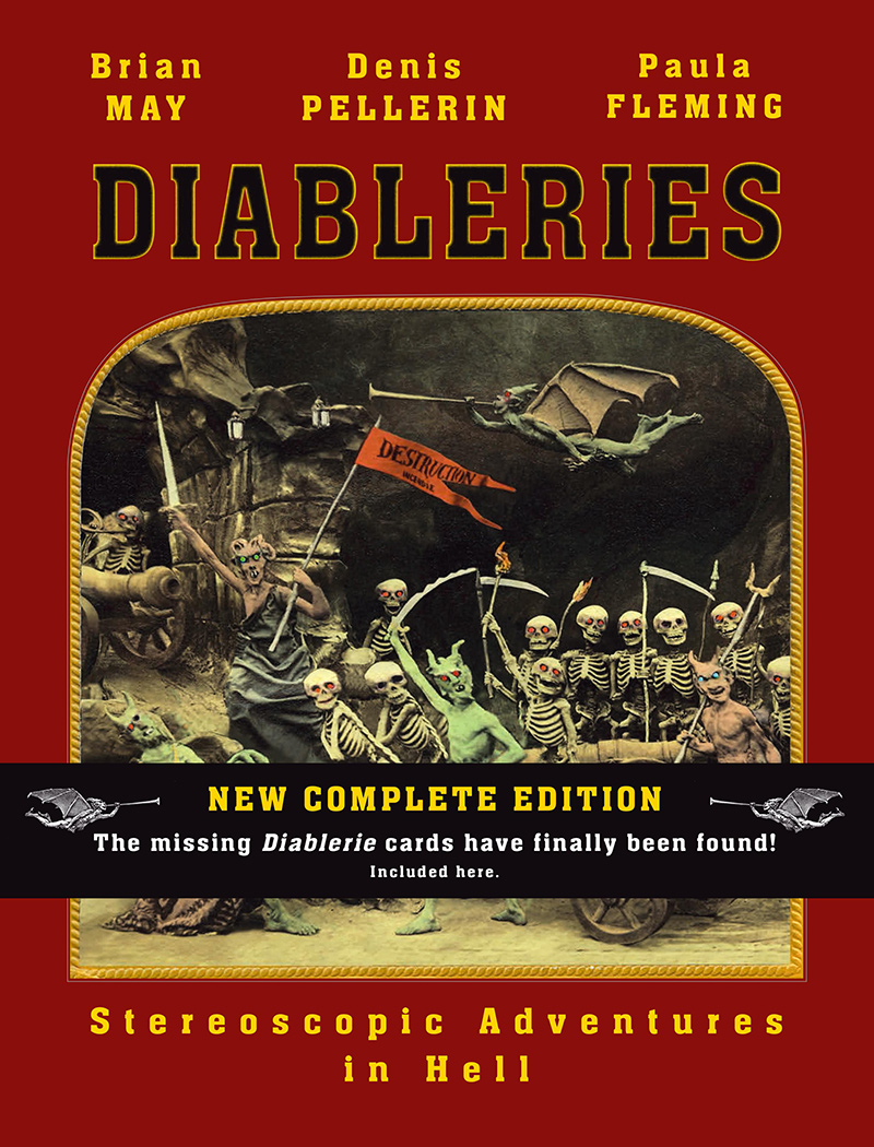 Diableries - Stereoscopic Adventures In Hell, The COMPLETE Edition