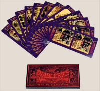 Diableries Stereo Cards - Series A [1-12]
