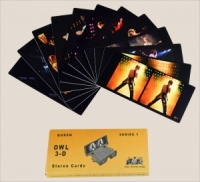 Queen Stereo Cards - Set 1